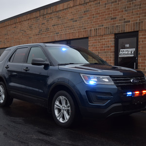 2017 Ford Interceptor Utility Unmarked Emergency