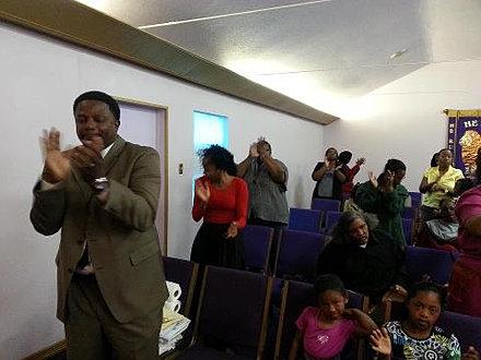 Fulfilling Gods Purpose Church Inc.