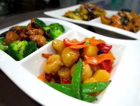 Silver Spring Vegetarian And Vegan Restaurant Vegetable Garden