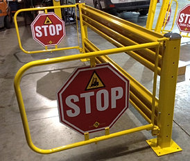 Safe2cross Forklift Safety Crossings Safety Equipment