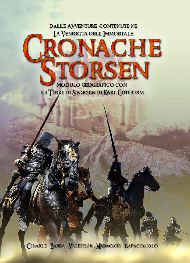 Cronache Storsen Cover Art