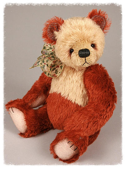All Bear by Paula: teddy bear designed by Paula Carter