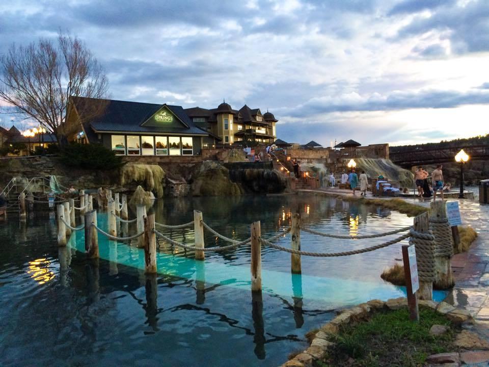 Spring Resort And Spa Pagosa Springs