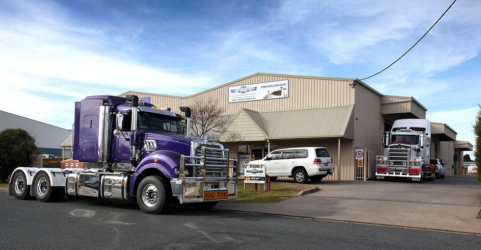 DMG Truck electrics