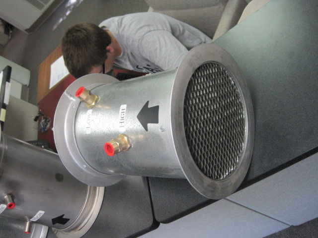 Air Flow Station : Waddell engineering wix