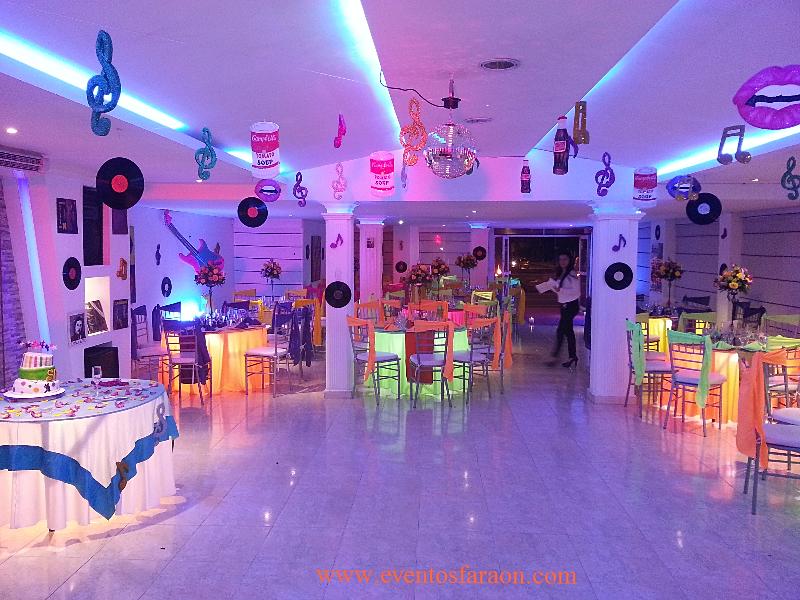 Salon de eventos bodas campestres salon de recepciones - Decoracion en los anos 50 ...