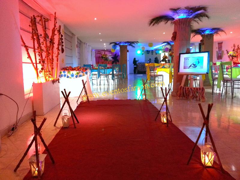 Salon de eventos bodas campestres salon de recepciones for Acuario salon de fiestas