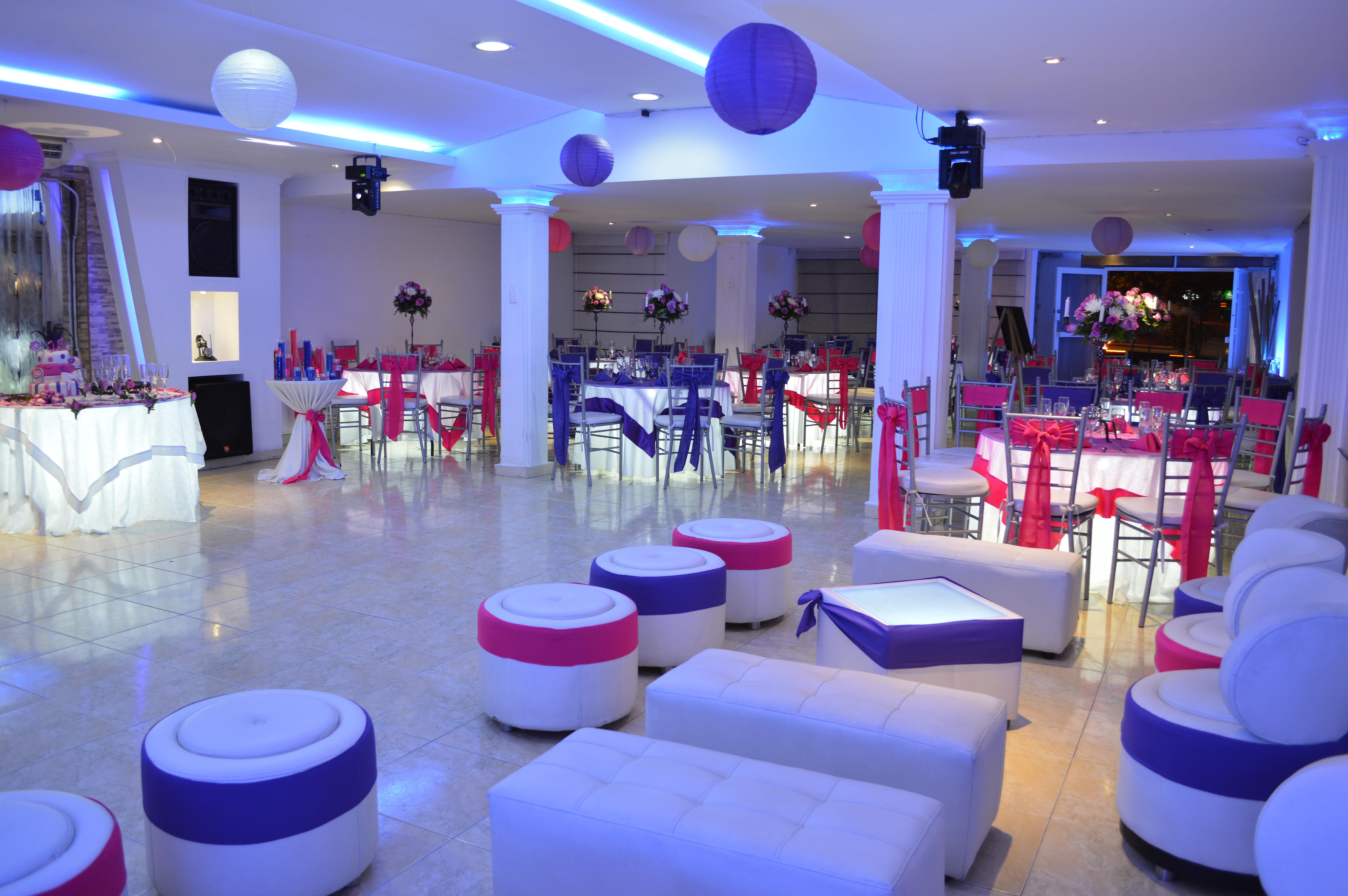 Salon de eventos bodas campestres salon de recepciones for Actividades de salon