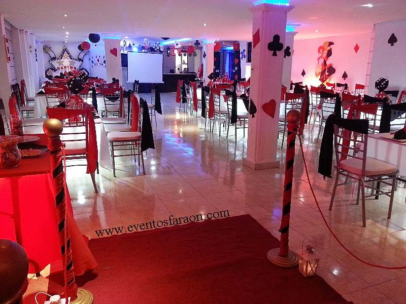 Casino metropolitano salon eventos