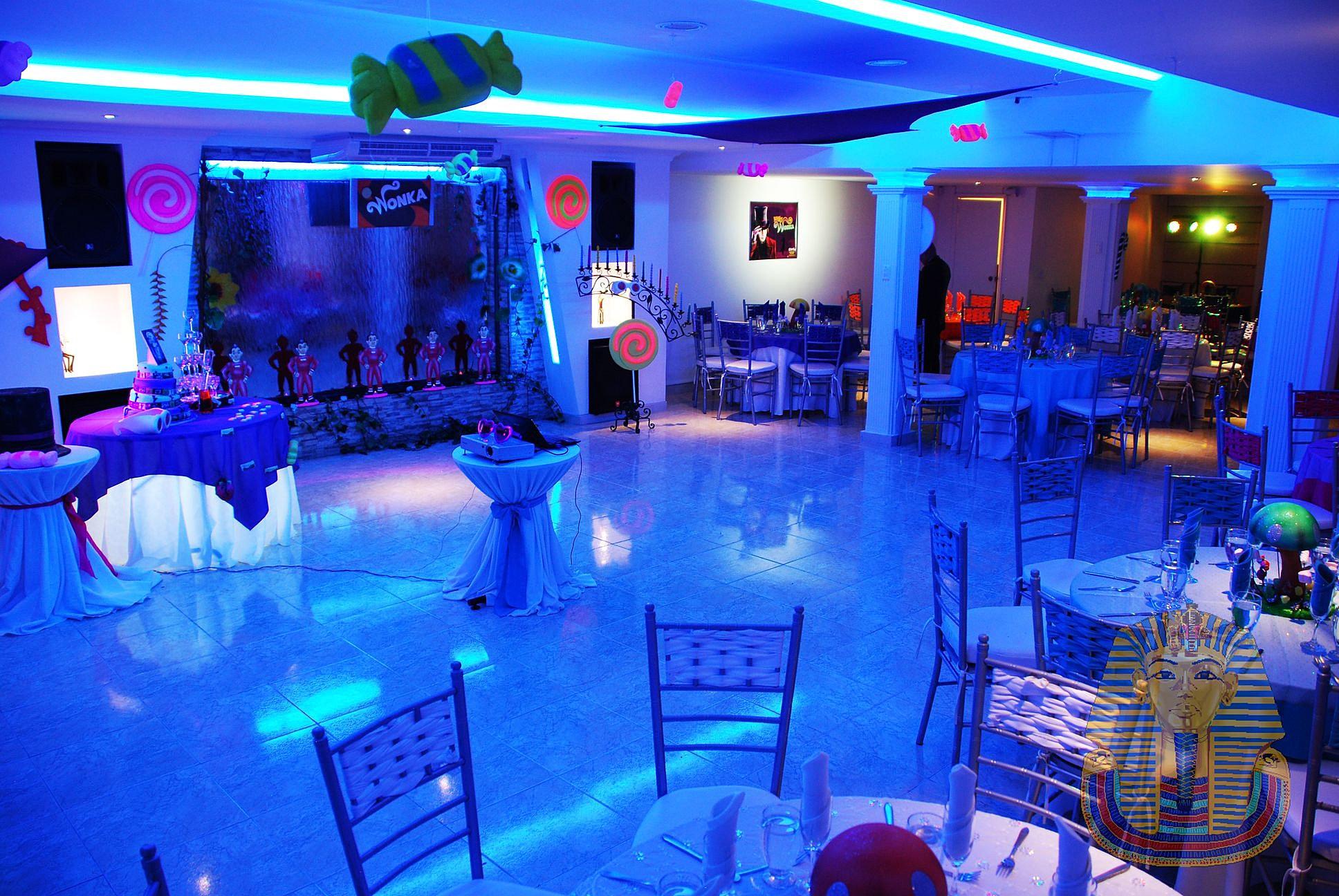 Salon de eventos fiesta infantil for Acropolis salon de eventos