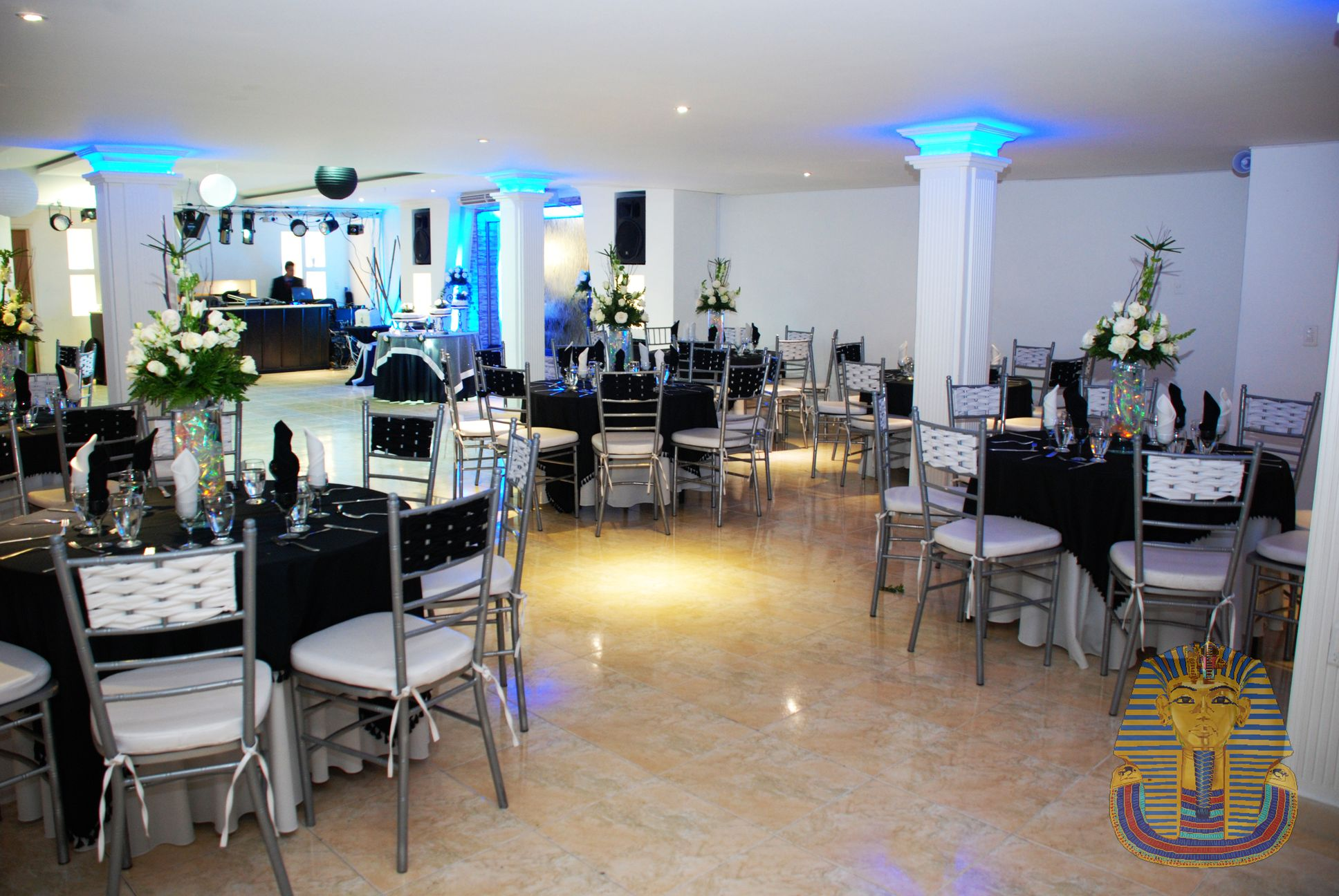 Salon de eventos bodas campestres salon de recepciones for Acropolis salon de eventos