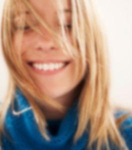 Windswept Hair
