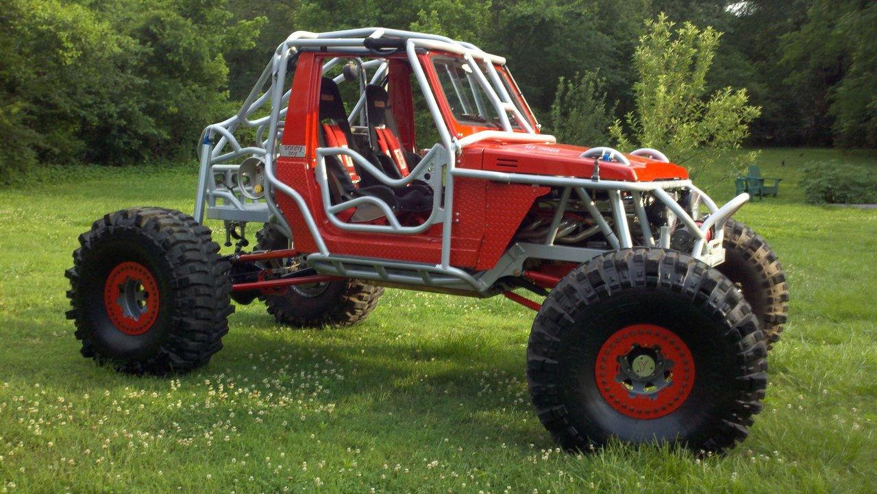 Suzuki Samurai Rc Crawler