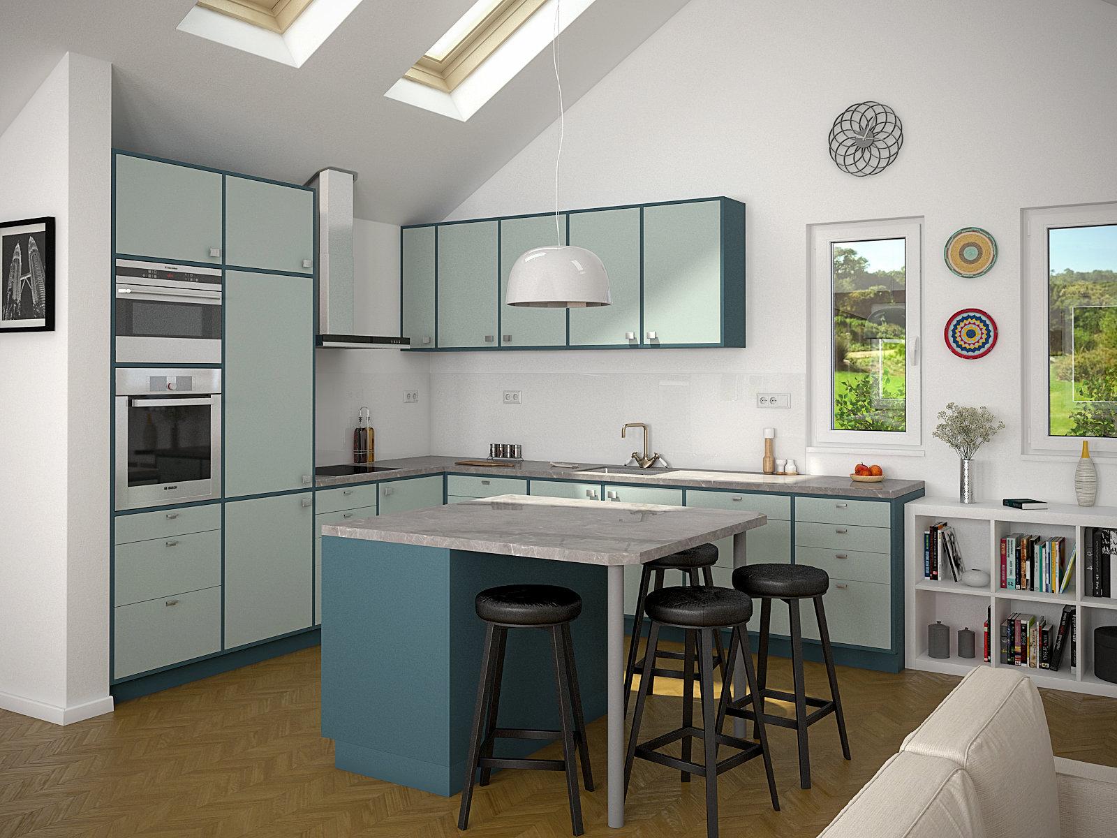 Arcium levererar kök och garderober samt hela renoveringen ...