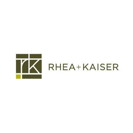 Rhea+Kaiser Logo