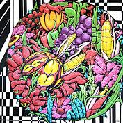 Végétal screen