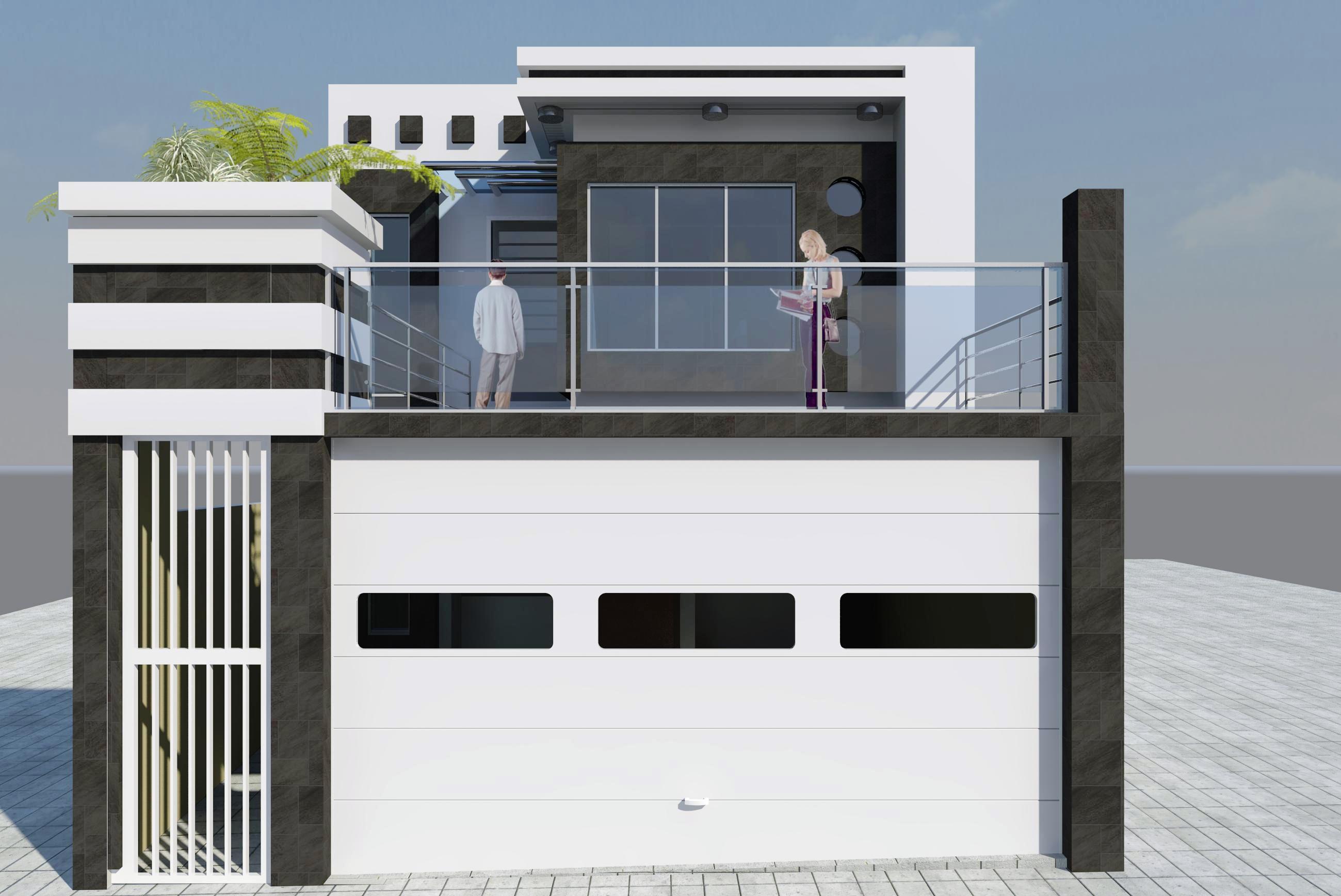 Arquitectos en tijuana arquitectos en rosarito casa for Casa minimalista 6x15