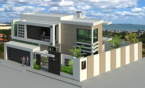 Arquitectos en tijuana arquitectos en rosarito for Casas modernas futuristas