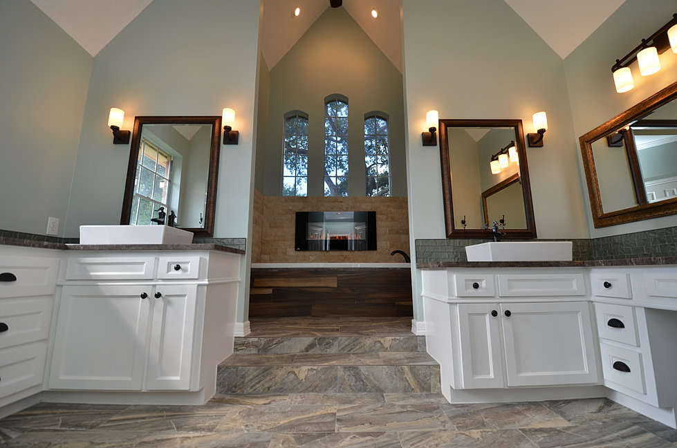 Master Bathroom Remodel in Katy  TX. DGB Services   Construction   Remodeling   Katy  TX