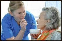 senior, elderly care