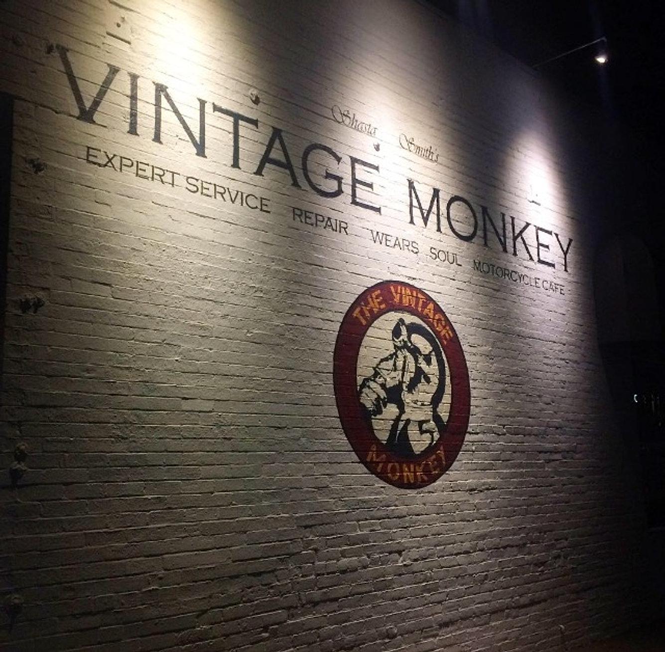 Vintage Monkey Motorcycle service