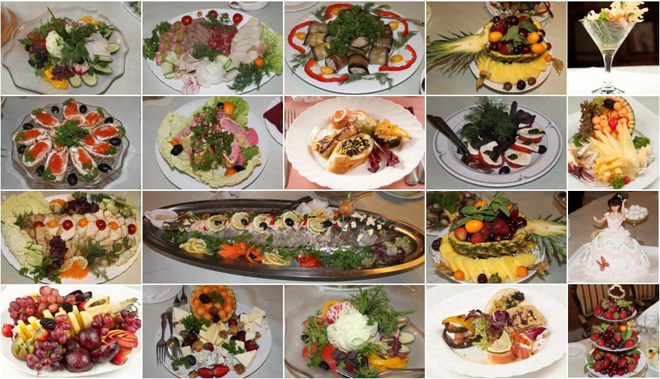 1 порядок подачи и возможность выбора блюд оговариваются заранее на стадии планирования мероприятия