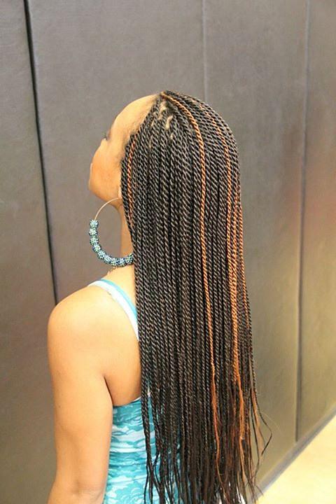 Kiki African Hair Braiding Amp Weaving Senegalese Twists
