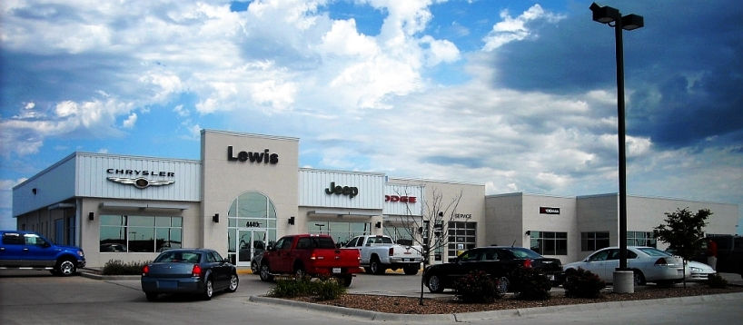 About Us Lewis Chrysler Dodge Jeep Of Hays Ks