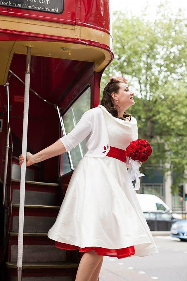 50s Wedding Dress Boutique London 25