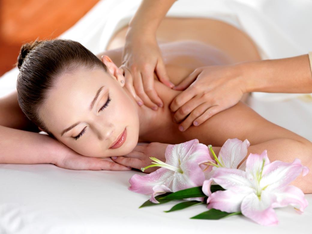 Приятний масаж двух 9 фотография