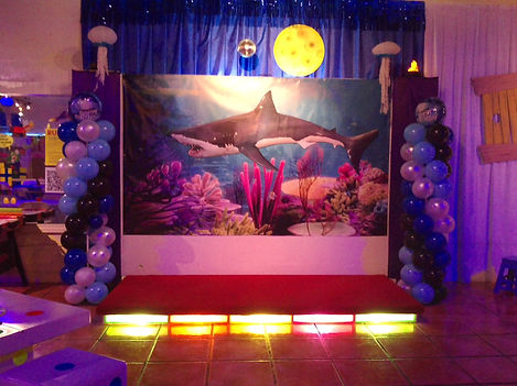 Indoor birthday parties and rental where children daydream for Indoor birthday party places for kids
