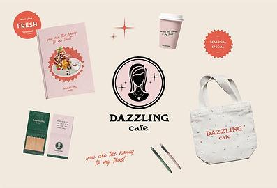 Dazzling Cafe邁入品牌創立十週年,更新整體視覺形象,為品牌年輕化打上