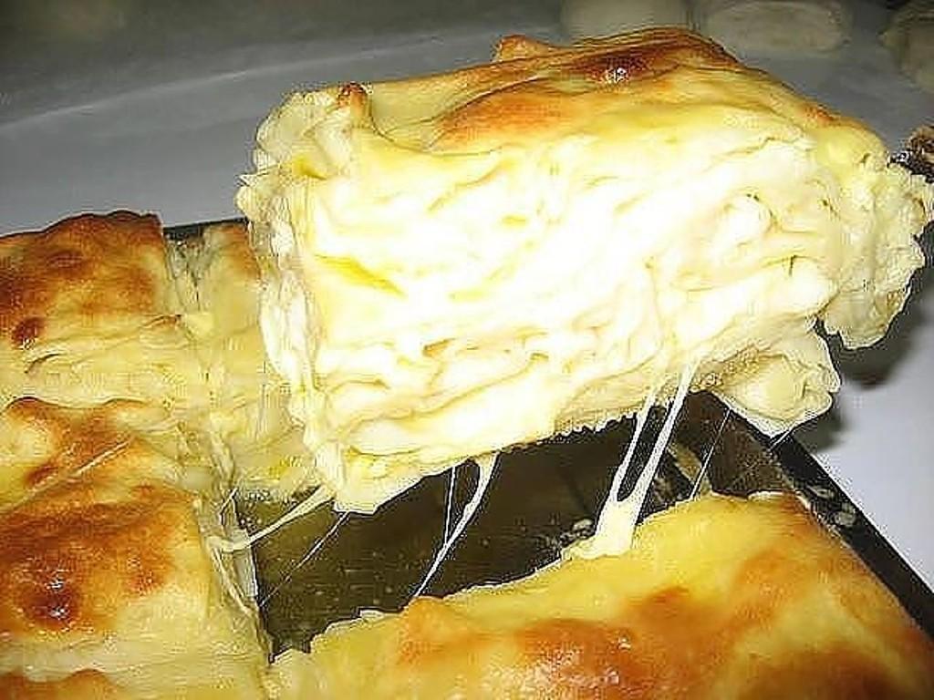 Рецепт ачмы с сыром фото