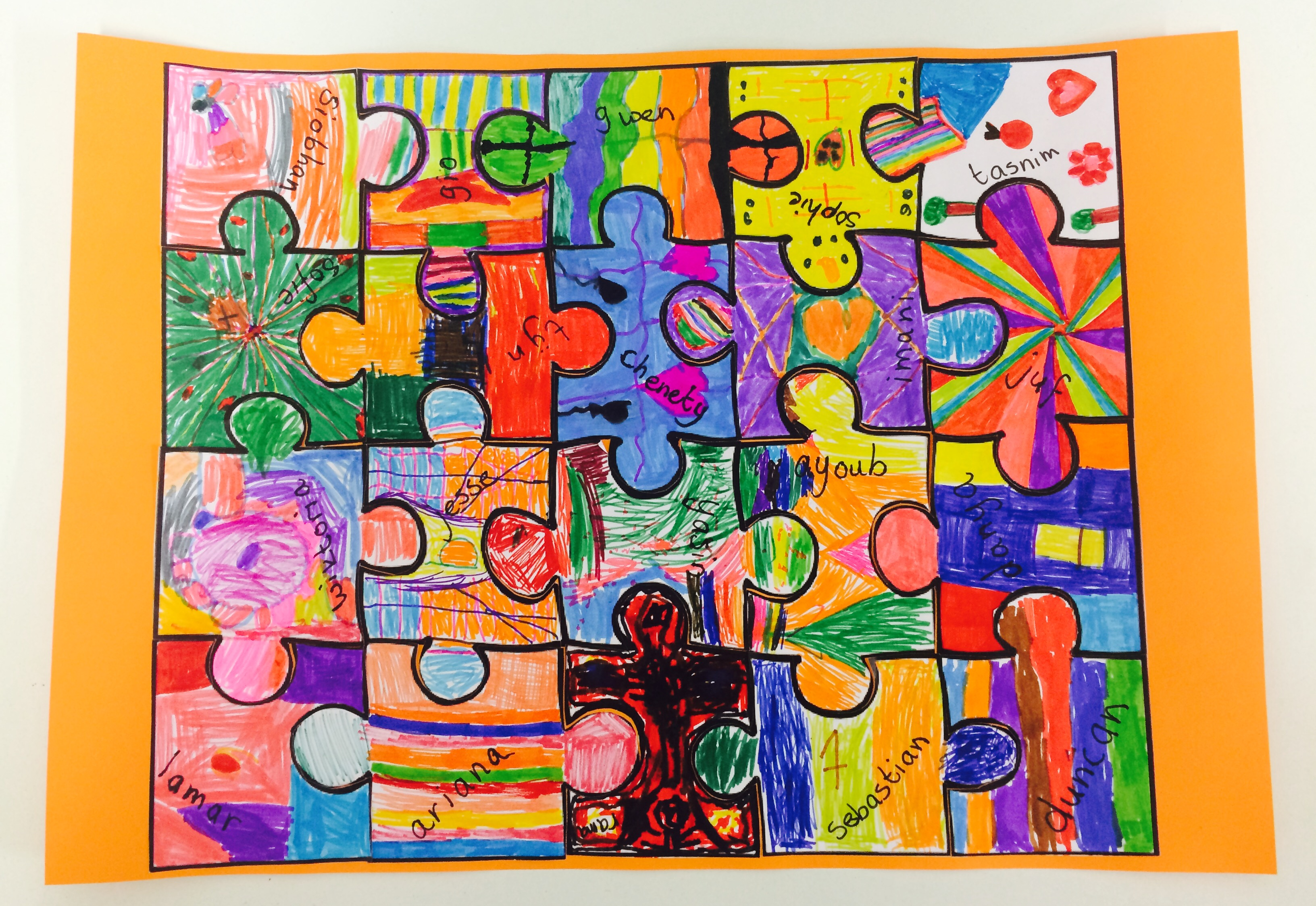 bloemen kleurplaat groep 6
