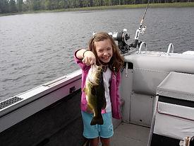 Lake Champlain Warm Water Fishing Photos