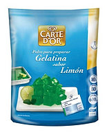 Gelatina Sabor Limón