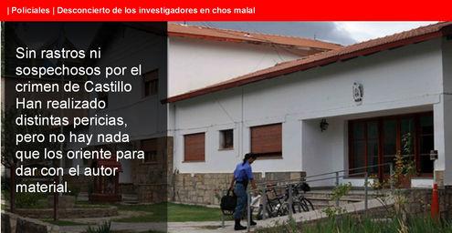CRIMEN CHOS MALAL