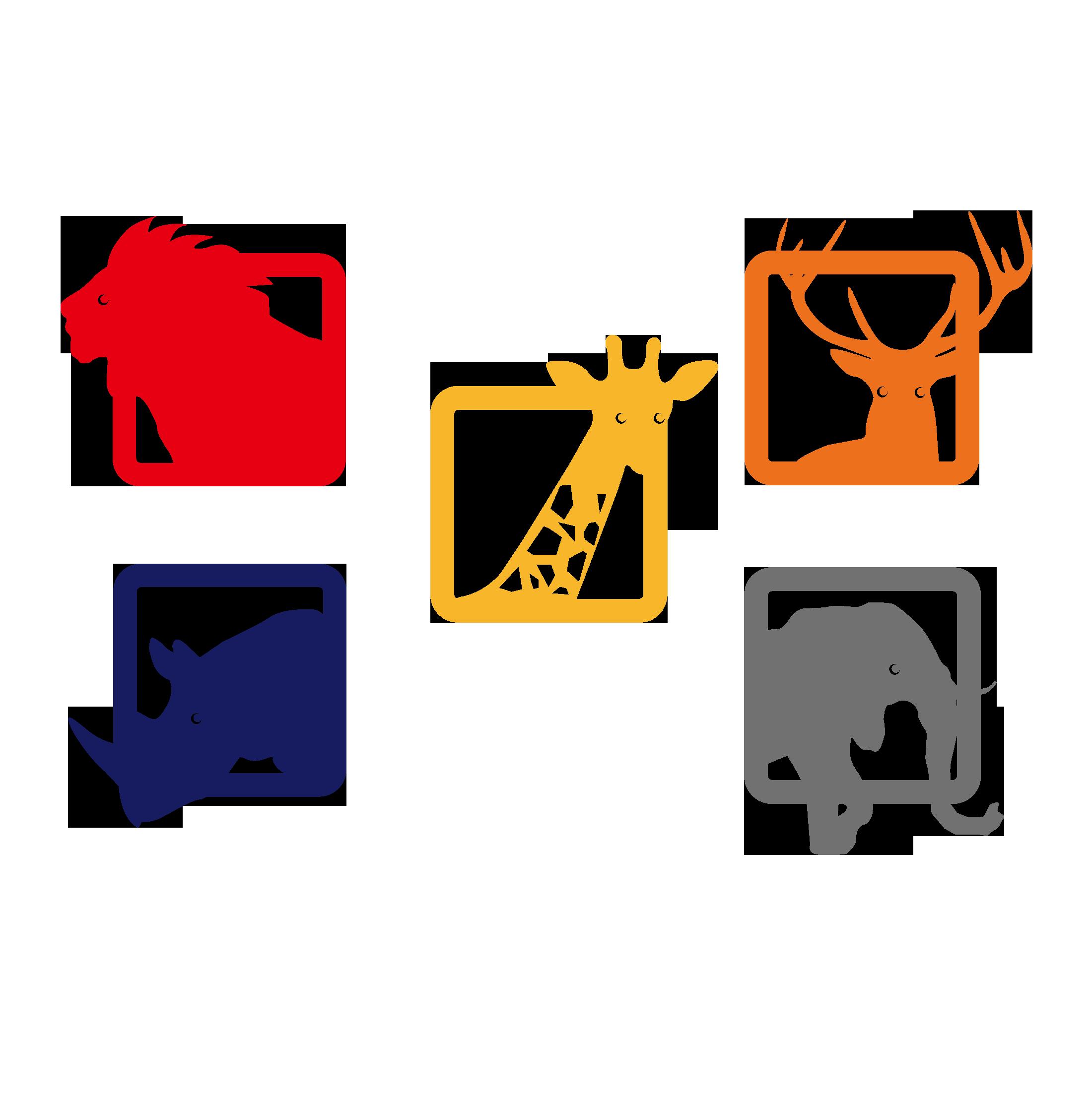 ピクトグラム 動物