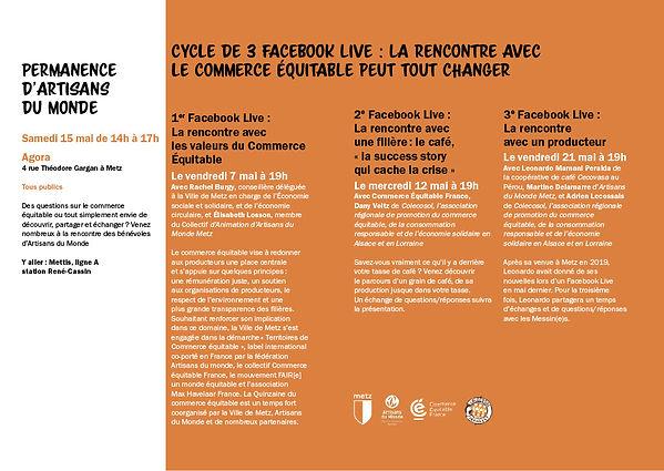 Quinzaine commerce equitable 2021 Metz10