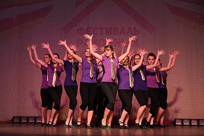Танцы - пожалуй, лучший способ выразить себя без слов