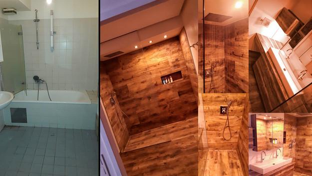 wanne raus dusche rein bedu bau gmbh. Black Bedroom Furniture Sets. Home Design Ideas