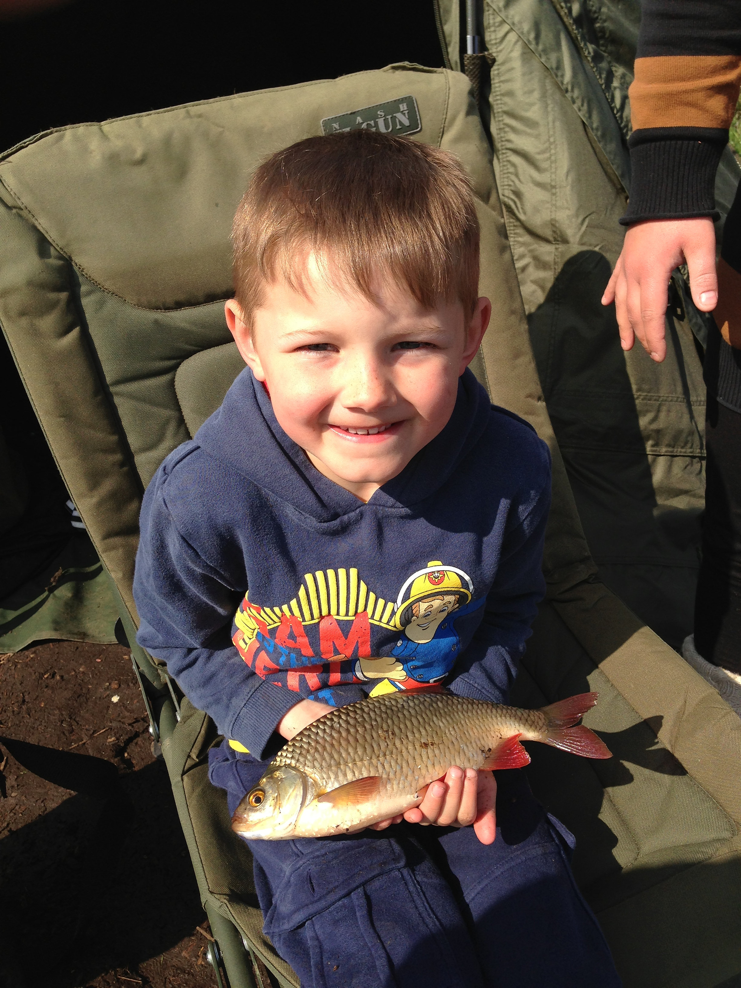 Hull And District Anglers Association Online   Kieran Dale