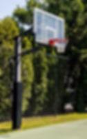 Hamlet Basketball Court