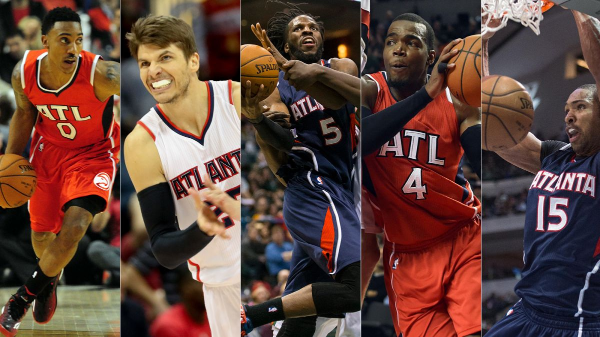 atlanta hawks big 5 | outrageous nba predictions