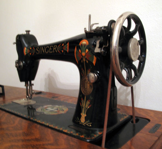Original Singer sewing machine