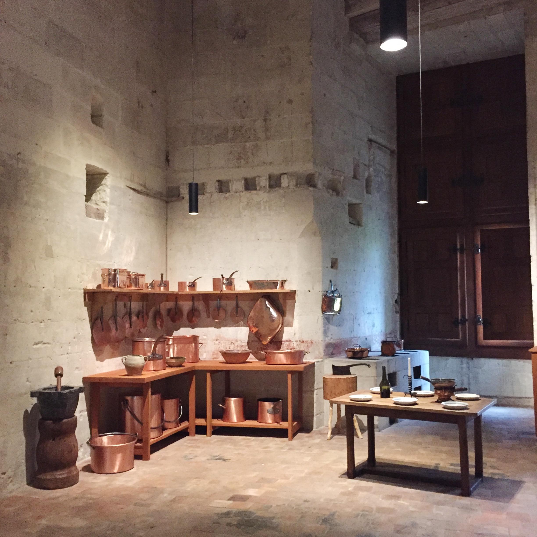 À table ! ouverture des cuisines xviiie siècle du château de