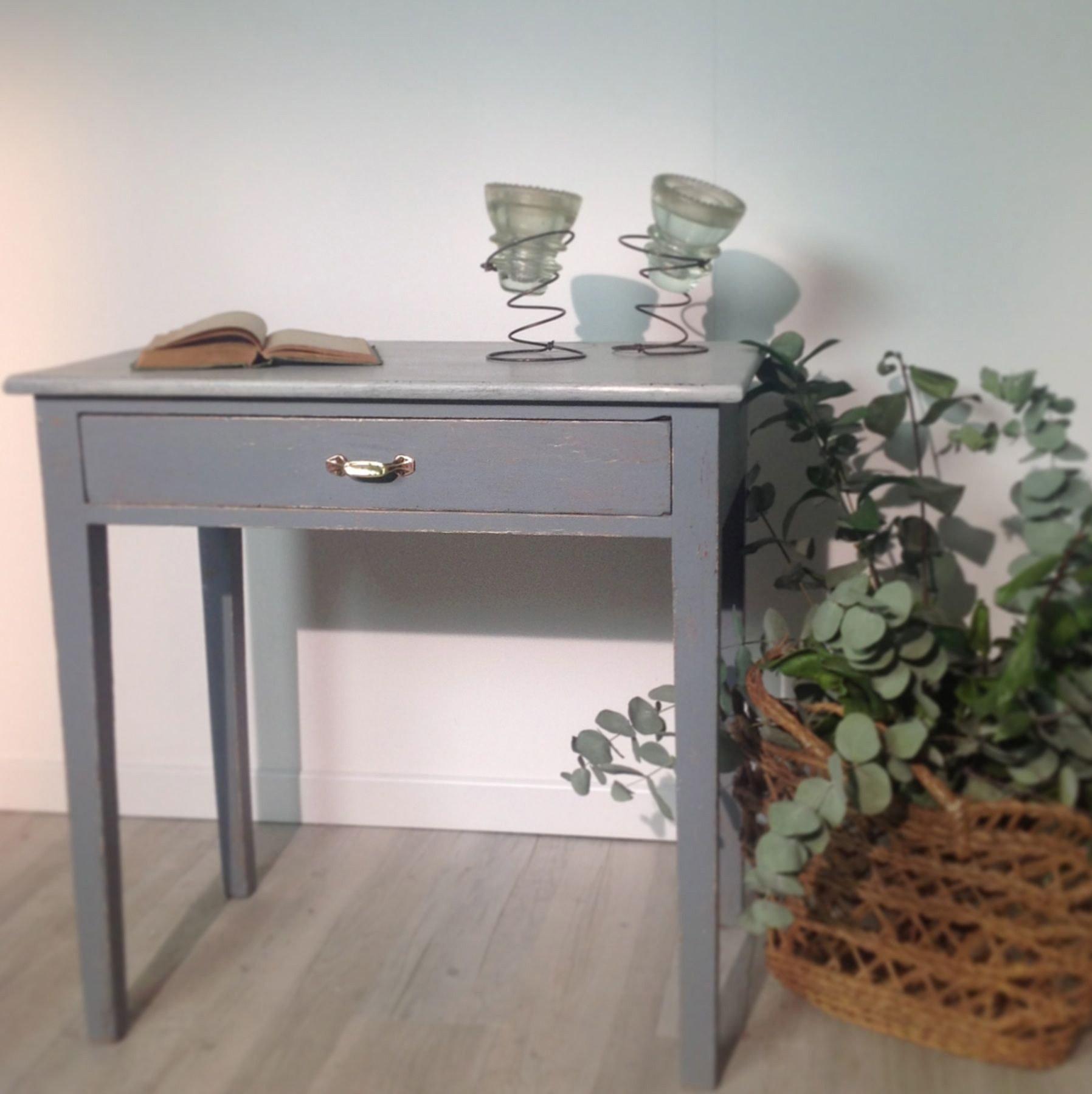 El antiguo bazar peque a mesa auxiliar - Mesas auxiliares pequenas ...