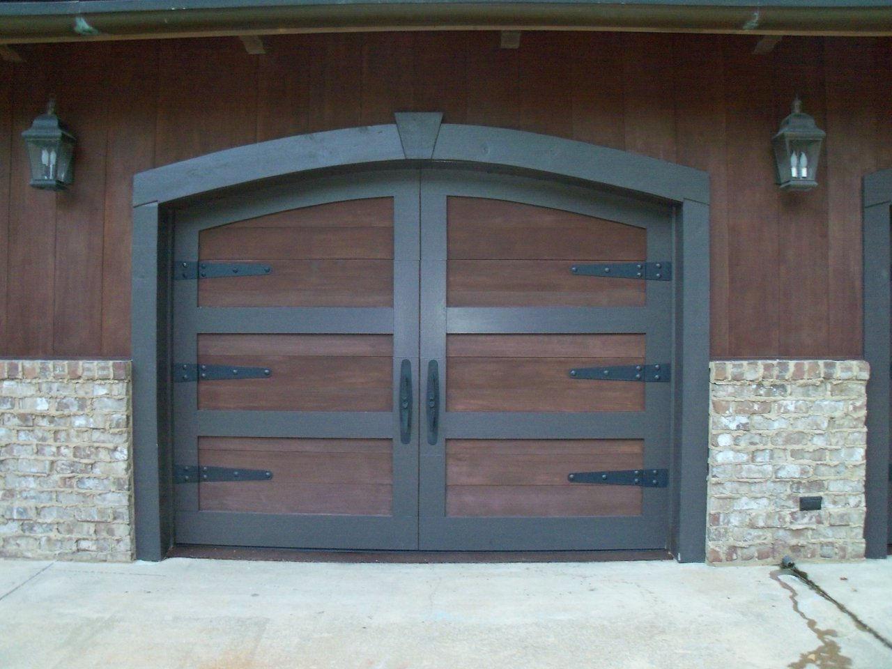 960 #404E5C Custom Built Garage Doors All Three Custom Built Solid Cedar Garage  picture/photo Specialty Garage Doors 36891280