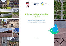 Klimaatadaptatieplan Beverwijk en Heemsk