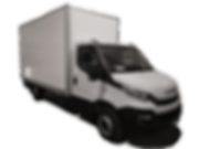 Leichtbaukoffer Iveco Hebebühne hohe Nutzlast 1000 kg Kläsi Fahrzeugbau AG
